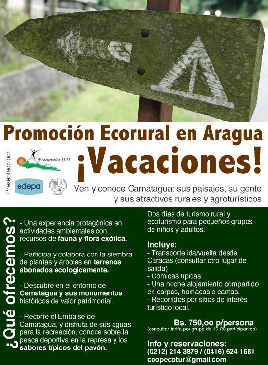 Vacacional Ecorural Camatagua